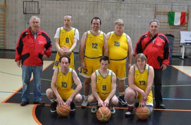 Campionato insubrico di basket a Erba 2013