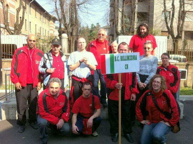 Torneo di basket a Legnano (I) 2012