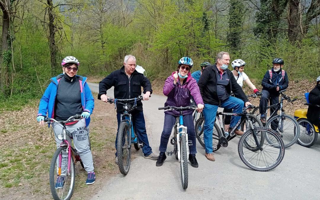 Gita in bici 2021