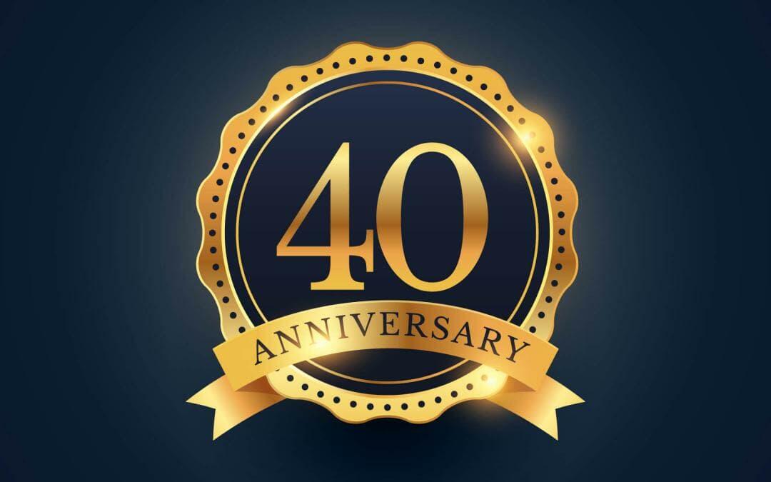 40esimo anno di attività del GSITV